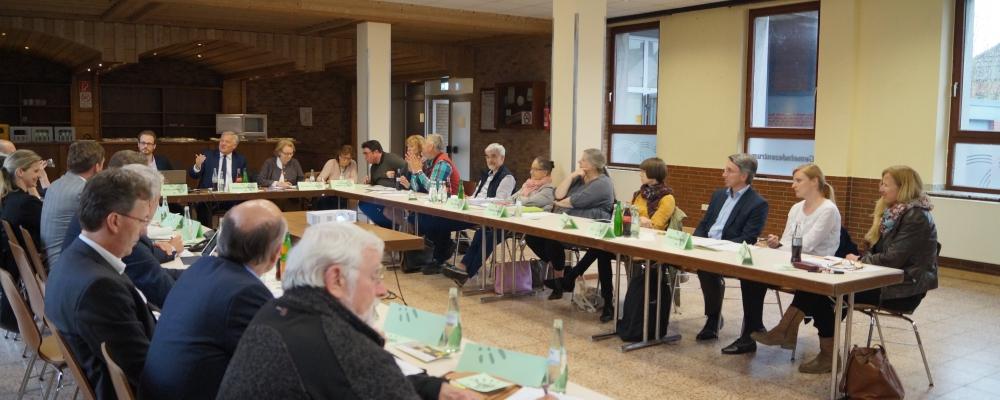 LAG-Vorstand wählt neues Projekt aus